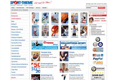 neu sport online shop bei kaufen shopping news. Black Bedroom Furniture Sets. Home Design Ideas