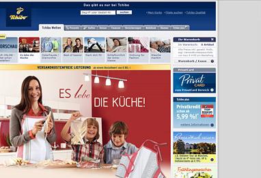 NEU: Tchibo.de / Tschibo.de Online Shop bei kaufen-kaufen ...